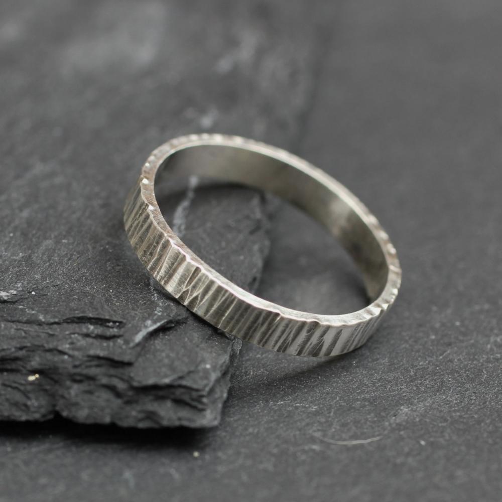 Silver Quarter Ring Etsy