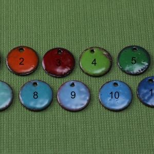 Enamel Colors
