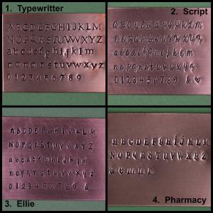 Medium Fonts